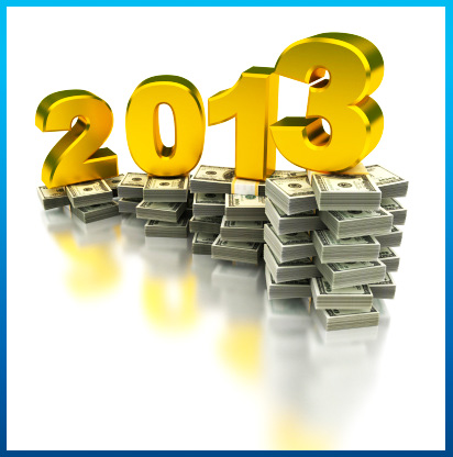 IRS Announces 2013 Federal Tax Rates and Standard Deductions | Bott